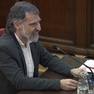 judici procés Jordi Cuixart somriure