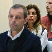 judici Sandro Rosell Marta Pineda 25 febrer 2019 EFE