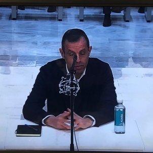 EL NACIONAL   sandro rosell declara judici   marina fernandez