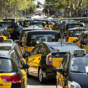 Acampada Taxistes Barcelona Granvia Elite - SergiAlcazar