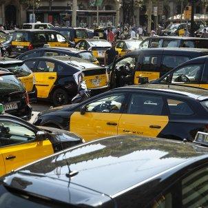 Acampada Taxistes Granvia Elite SergiAlcazar  39
