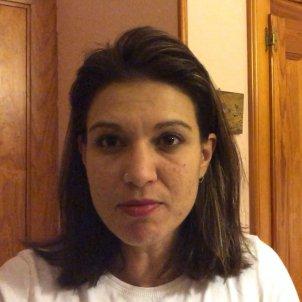 Beatriz Talegón - judici al procés setena sessió - Bea Talegón