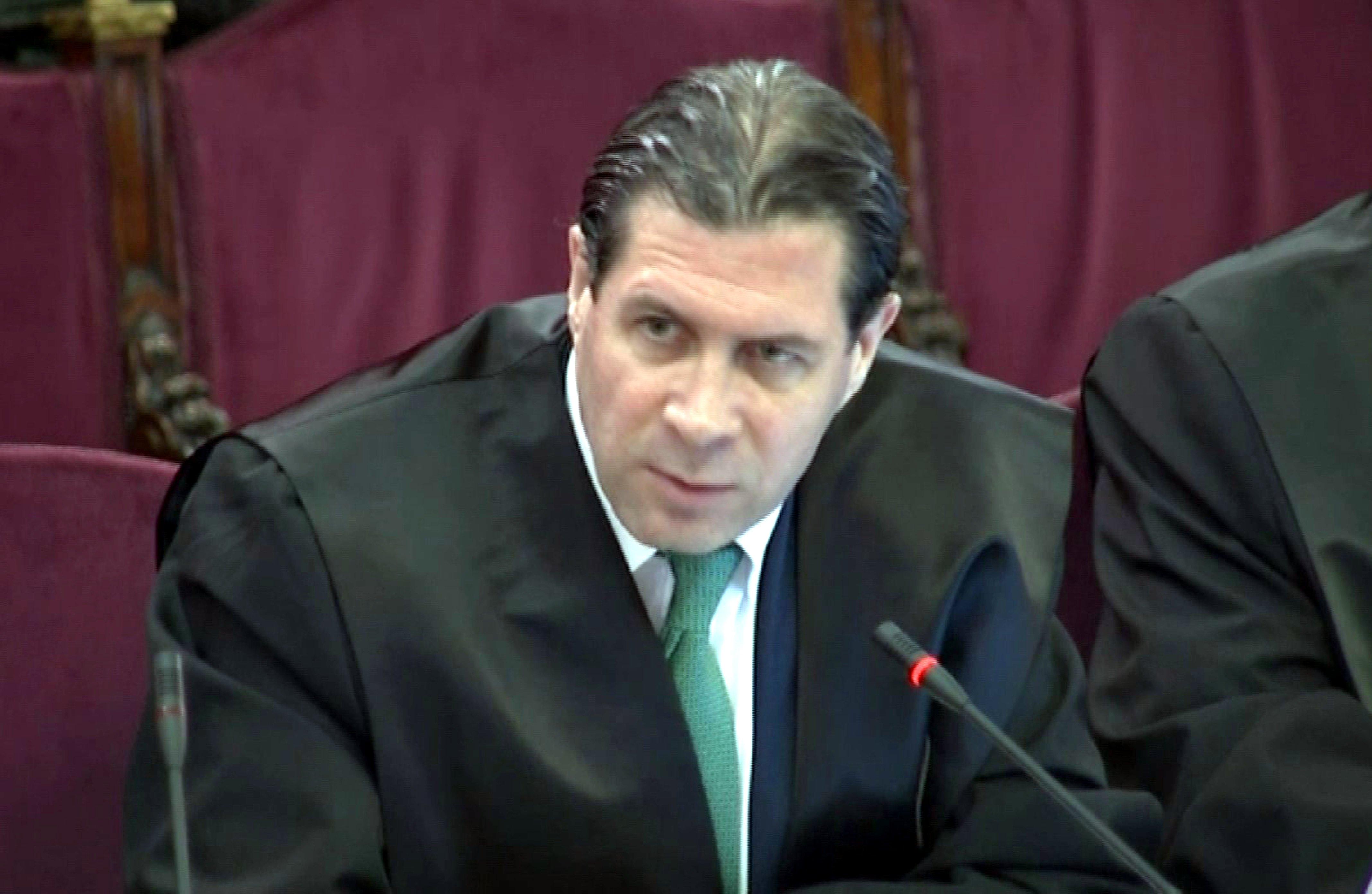 judici procés advocat Vox Pedro Fernández ACN