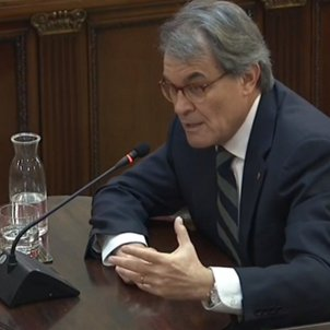 judici procés   Artur Mas mans