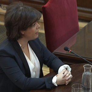 judici procés   Soraya Saenz Santamaria declaració