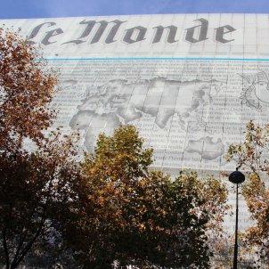 Le Monde Fred Romero Flikr