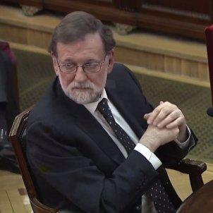 judici procés declaració Mariano Rajoy