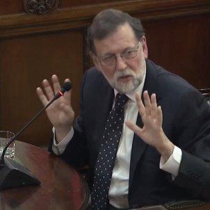 judici procés Mariano Rajoy mans