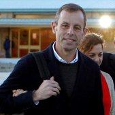 Sortida Sandro Rosell presó - Efe