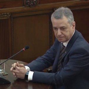 judici procés   Iñigo Urkullu declaració