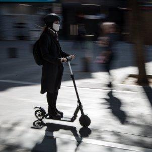 patinet electric barcelona mobilitat recurs - Carles Palacio