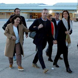 Sandro Rosell surt presó Soto del Real Efe