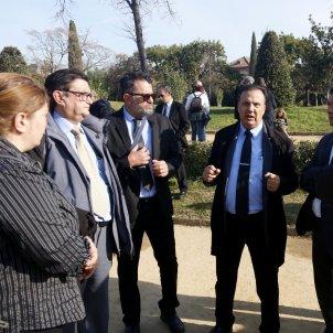 Concentració VTC Parlament aprovació decret - ACN
