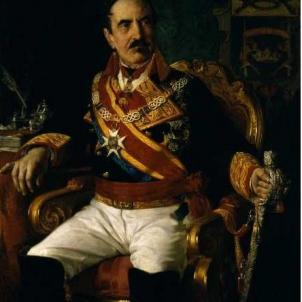Espartero (1845). Font Congreso de los Diputados