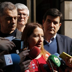 Sonia Sierra Toni Cantó Fiscalia Accio Cultural ACN