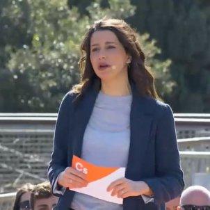 Inés Arrimadas Cs - EuropaPress