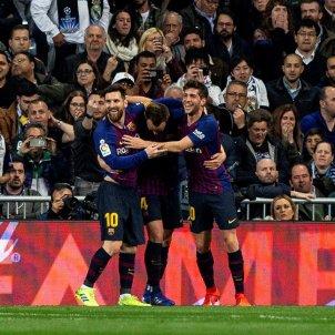 Reial Madrid Barça EFE