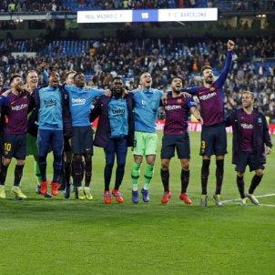 Barca tots Madrid EFE