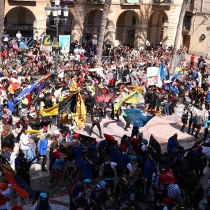 Comparses carnaval Vilanova i la geltrú - ACN