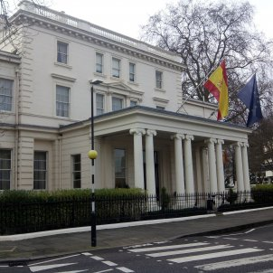 Ambaixada espanyola Londres   Wikimedia Commons