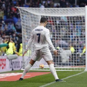 Cristiano Ronaldo Reial Madrid gol EFE