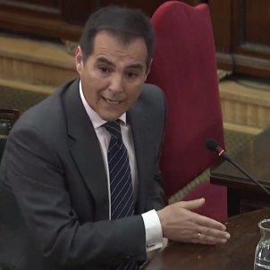 juicio procés José Antonio Nieto declaracio