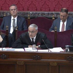 juicio procés Xavier Melero Forn Junqueras