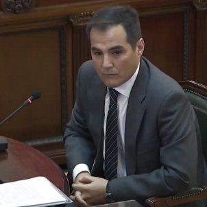 juicio procés declaració José Antonio Nieto