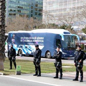 bus hazte oir génere barcelona Mossos ACN