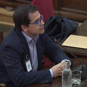 Judici Procés   declaració Espejo Saavedra