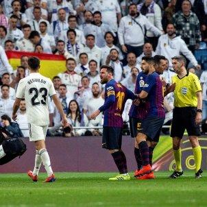Messi Luis Suárez Reial Madrid Barça EFE