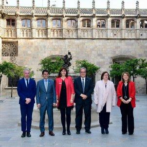 Consell de la Mancomunitat Cultural Laura Borras Generalitat de Catalunya