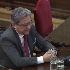 juicio procés   Enric Millo declaració