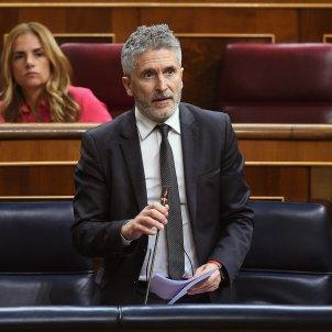 Fernando Grande Marlaska - EFE