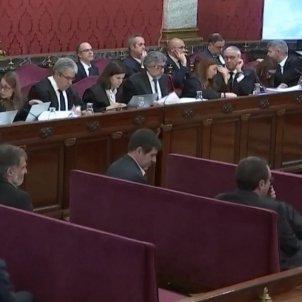 juicio procés   bancada general