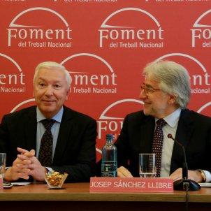 Josep Sánchez Llibre Antonio Abad ACN