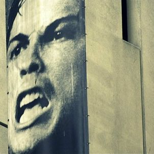 Cristiano Ronaldo graffiti (Will)