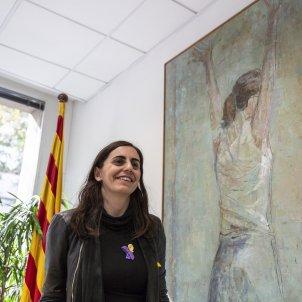 Nuria Balada presidenta Institut Catala de la Dona - Sergi Alcazar