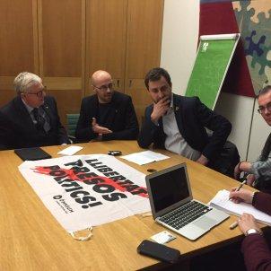 toni comin presentacio consell republica westminster - @comuni cats