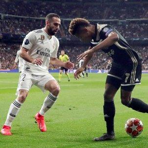 Carvajal Neres Reial Madrid Ajax EFE