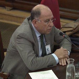 juicio procés   Pedro Buil declarant
