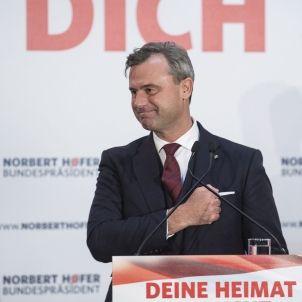 norbert hofer austria efe