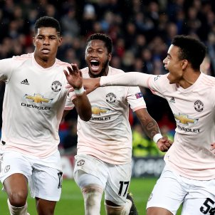 Rashford PSG Manchester United Champions League EFE