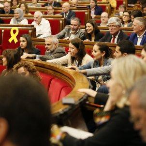 Votacio comisio monarquia Parlament Ciutadans - Sergi Alcàzar