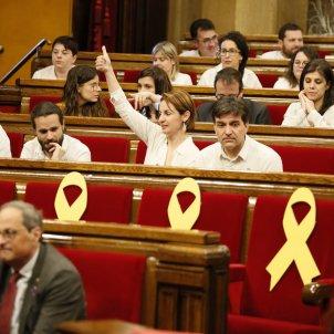 Votacio comisio monarquia Parlament - Sergi Alcàzar