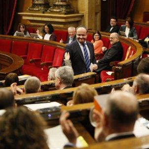 PP Alejandro Fernandez Ciutadans monarquia Parlament - Sergi Alcàzar
