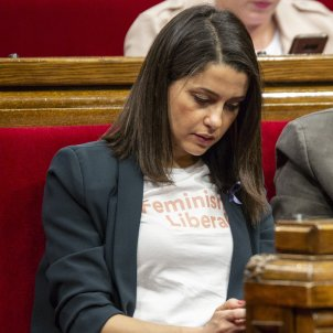 Inés Arrimadas Feminismo Liberal Ciutadans - Sergi Alcàzar