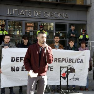 Jordi Alemany citat declaracio girona - acn