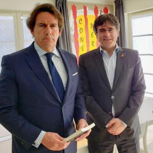 Puigdemont Péladeau @pkp_qb
