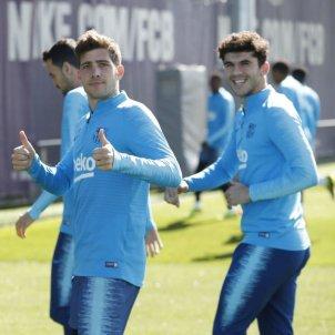sergi roberto aleñá @FCBarcelona